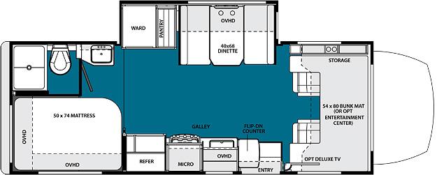2400S Floorplan
